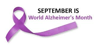 September is World Alzheimers Month